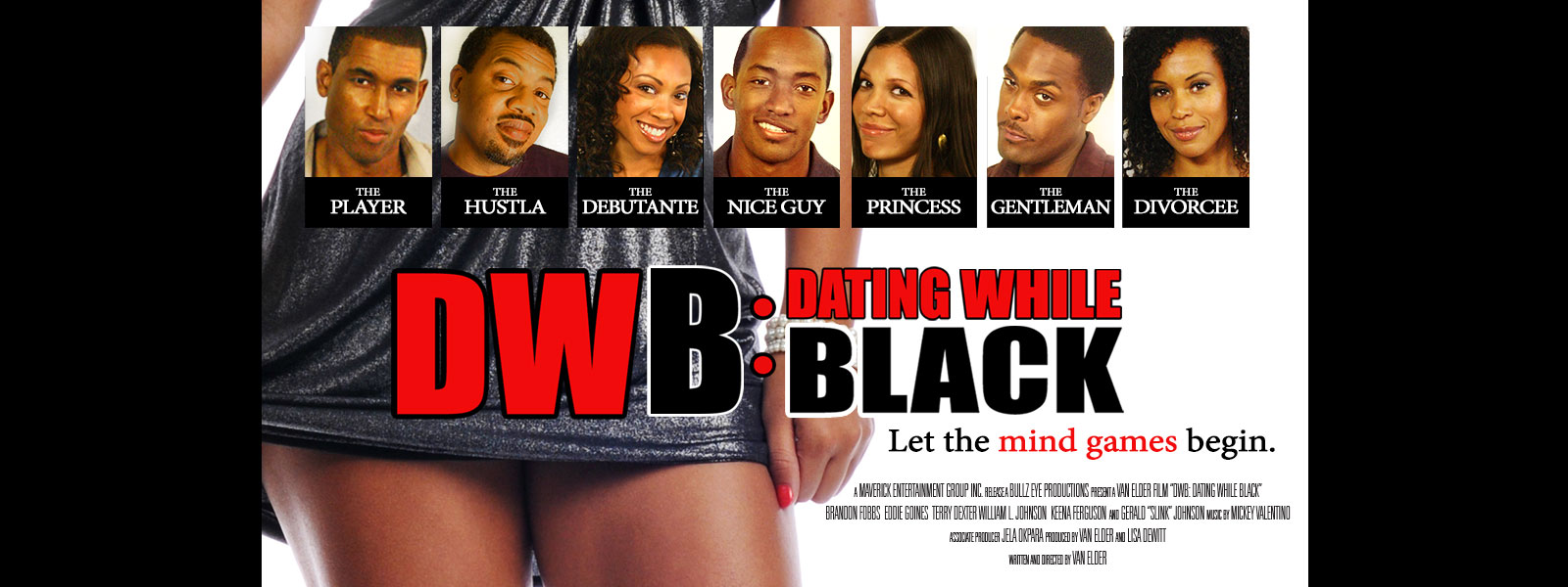 DWB:Dating While Black