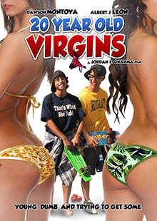 Movie Poster for 20 Year Old Virgins