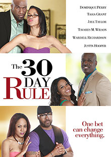 Movie Poster for The 30 Day Rule