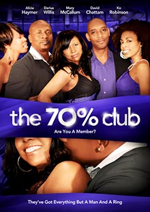 Movie Poster for The 70% Club