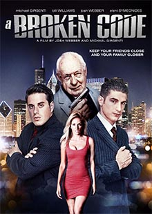 Movie Poster for Broken Code, A
