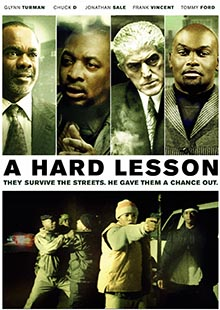 Movie Poster for Hard Lesson, A