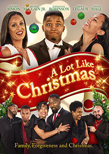 Movie Poster for A Lot Like Christmas