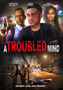 Movie Poster for A Troubled Mind