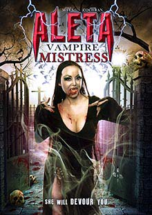 Movie Poster for Aleta: Vampire Mistress
