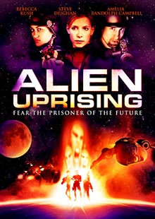 Movie Poster for Alien Uprising