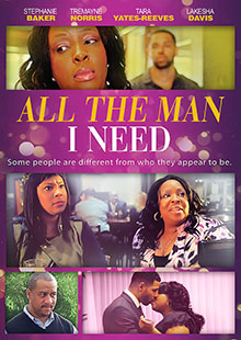 Movie Poster for All the Man I Need