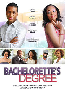 Movie Poster for Bachelorette's Degree