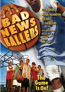 Box Art for Bad News Ballers