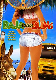 Movie Poster for Baja Beach Bums