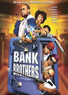 Movie Poster for Bank Brothers
