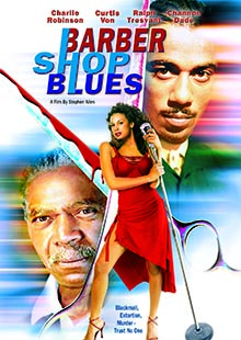 Movie Poster for Barbershop Blues