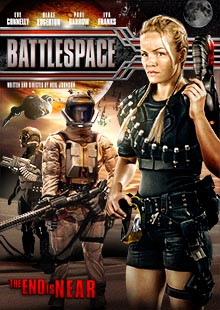 Movie Poster for Battlespace