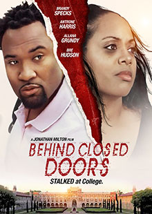 Movie Poster for Behind Closed Doors