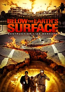 Movie Poster for Below the Earth's Surface