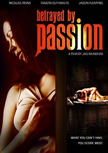 Movie Poster for Betrayed by Passion
