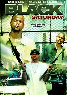 Movie Poster for Black Saturday