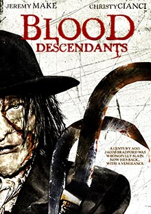 Movie Poster for Blood Descendants