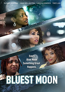 Movie Poster for Bluest Moon