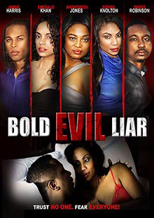Movie Poster for Bold Evil Liar
