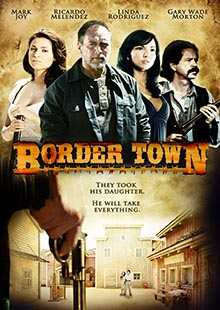 Movie Poster for Border Town