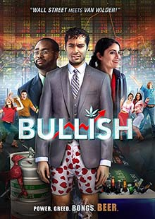 Box Art for Bullish