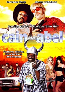 Movie Poster for Cain and Abel