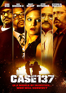 Movie Poster for Case 137
