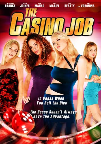 Movie Poster for The Casino Job