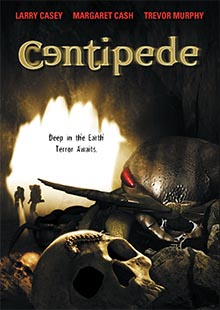 Movie Poster for Centipede