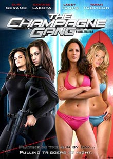 Movie Poster for The Champagne Gang