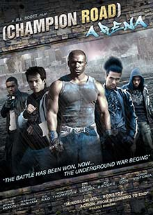 Movie Poster for Champion Road: Arena