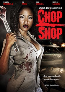 Movie Poster for Chop Shop