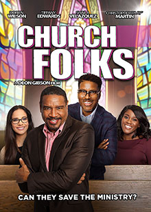 Movie Poster for Church Folks