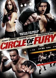 Movie Poster for Circle of Fury