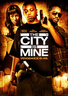 Movie Poster for The City is Mine