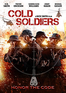 Box Art for Cold Soldiers