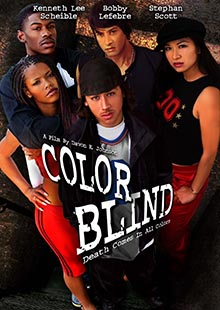 Movie Poster for Color Blind