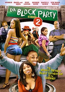 Movie Poster for Da Block Party 2