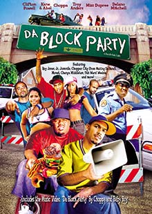 Box Art for Da Block Party