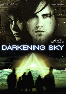 Movie Poster for Darkening Sky