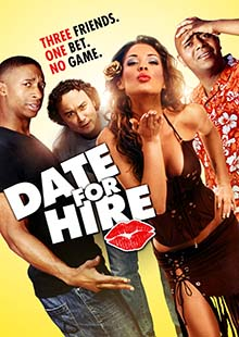Box Art for Date for Hire
