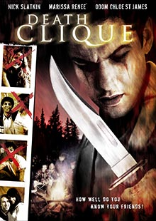 Movie Poster for Death Clique