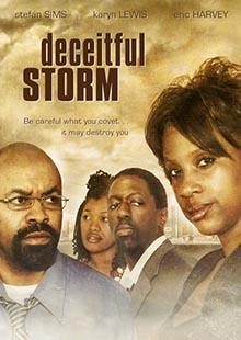 Movie Poster for Deceitful Storm