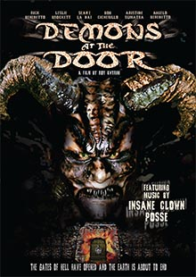 Box Art for Demons At The Door