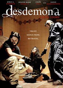 Box Art for Desdemona: A Love Story