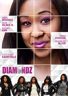 Movie Poster for Diamondz