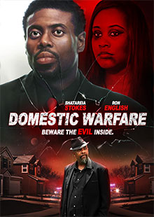 Movie Poster for Domestic Warfare