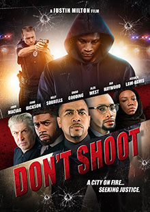Movie Poster for Don't Shoot