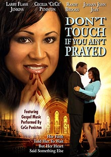 Movie Poster for Don't Touch If You Ain't Prayed